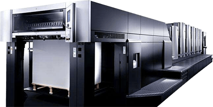 Sheet-fed Offset Printers